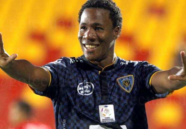 Daniel Angulo Daniel Angulo el delantero que quiere Santa Fe Goalcom