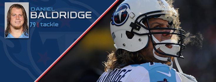 Daniel Baldridge Tennessee Titans Daniel Baldridge