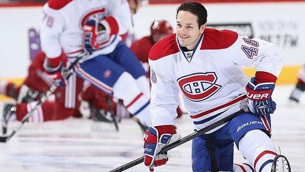 Daniel Brière Daniel Briere could boost Habs39 playoff scoring NHL on CBC Sports