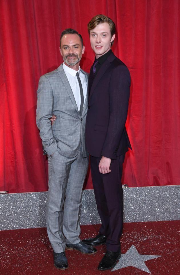 Daniel Brocklebank Coronation Street cast hint at Rob Mallard and Daniel Brocklebank