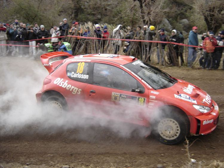 Daniel Carlsson (rally driver) Daniel Carlsson rally driver Wikipedia