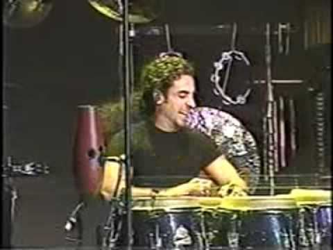 Daniel de los Reyes Daniel de los Reyes Percussion Solos Yanni Tour 1995