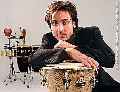 Daniel de los Reyes Congaheadcom Musicians Meet the Musicians