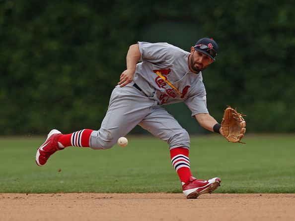 Daniel Descalso Daniel Descalso Pictures St Louis Cardinals v Chicago