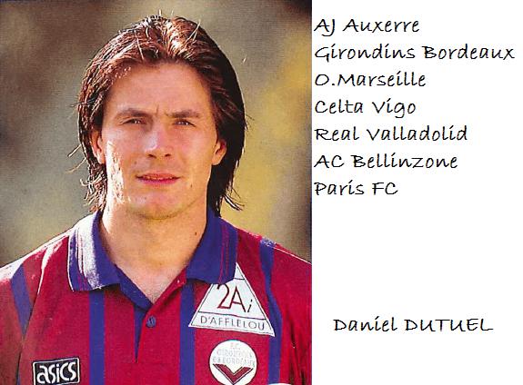 Daniel Dutuel Actualit Daniel Dutuel portrait d39un grand nom du