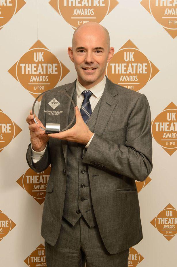 Daniel Evans (actor) Welsh director Daniel Evans brings his awardwinning play