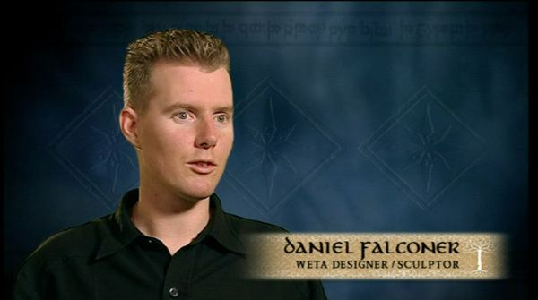 Daniel Falconer Collecting the Precious Interview with Weta39s own Daniel