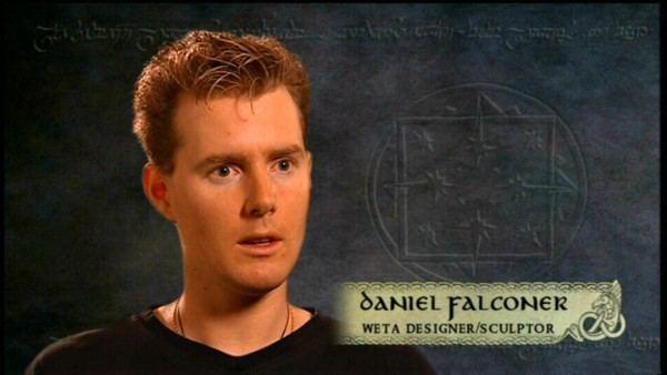 Daniel Falconer LEAGUECAST Episode 19 Interview With Weta Workshop39s