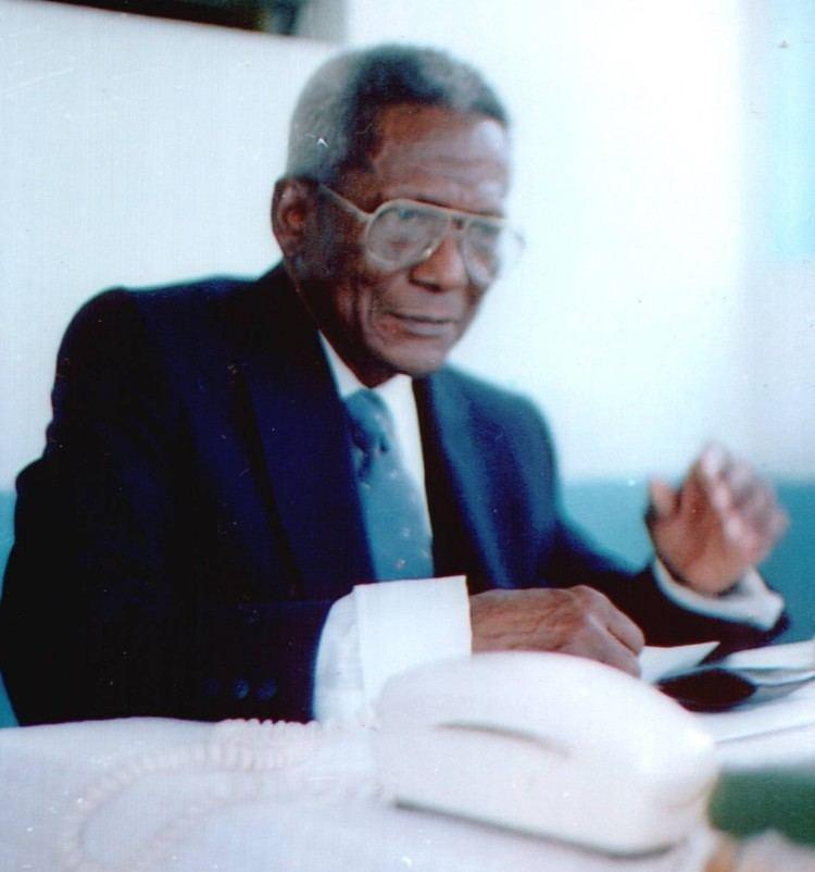 Daniel Fignole Daniel Fignole president of Haiti