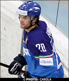 Daniel Frank (ice hockey) fileseliteprospectscomlayoutplayersfrankddan