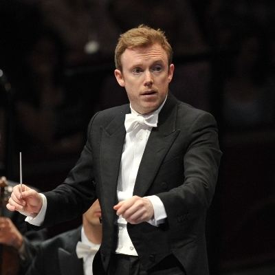 Daniel Harding Prom 51 Daniel Harding and the LSO in Elgar Tippett and