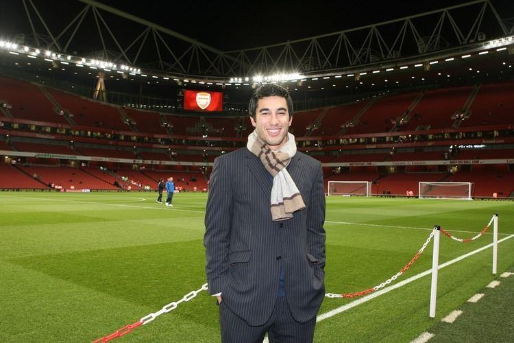Daniel Karbassiyoon Daniel Karbassiyoon Arsenal EPL Arsenal FC
