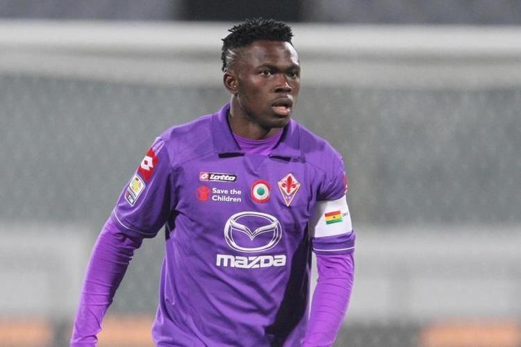 Daniel Kofi Agyei Fiorentina lend Kofi Agyei to Juve Stabia GHANAsoccernetcom