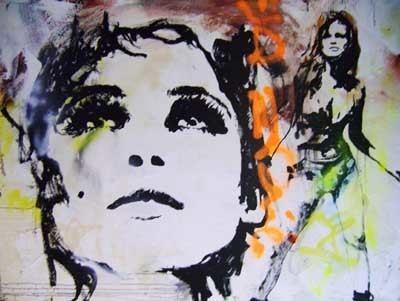 Daniel Maltzman Daniel Maltzman Artist brings Passion and Vivid Color