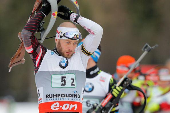 Daniel Mesotitsch Daniel Mesotitsch Photos Photos IBU Biathlon Worldcup Ruhpolding