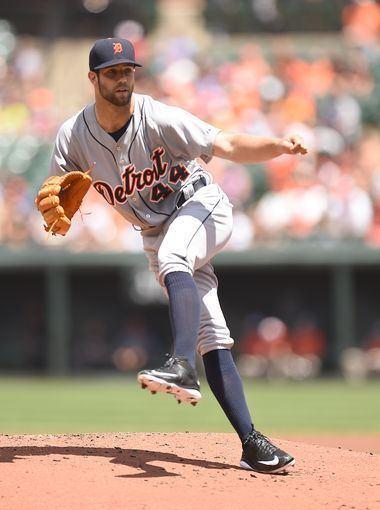 Daniel Norris (baseball) Detroit 6 Baltimore 1 New Tiger Daniel Norris impresses
