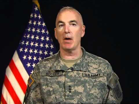 Daniel P. Bolger Army OPSEC YouTube