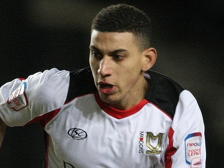 Daniel Powell Daniel Powell Milton Keynes Dons Player Profile Sky