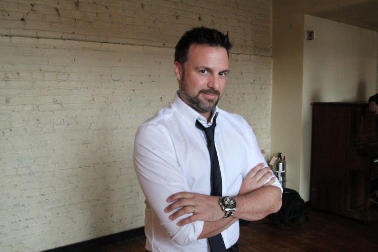Daniel Roby Louis Cyr arrive en force Entrevue avec le ralisateur