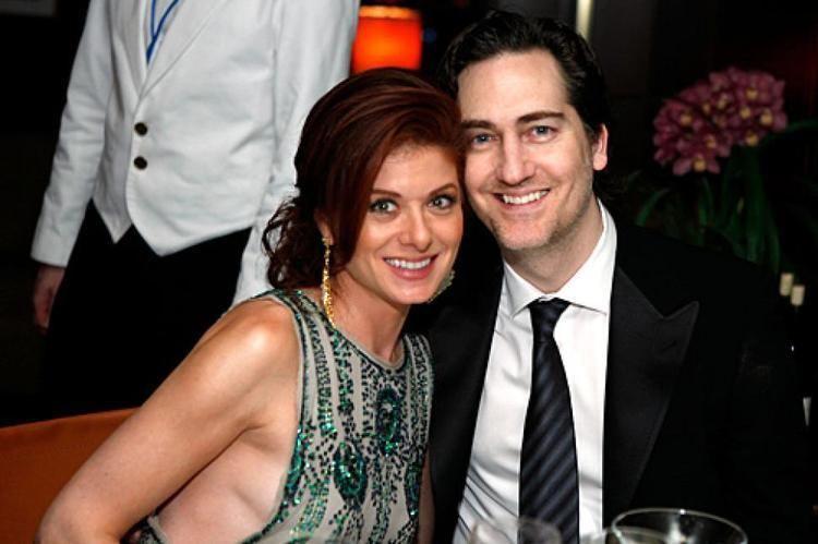 Daniel Zelman Debra Messing amp husband split up but will live together