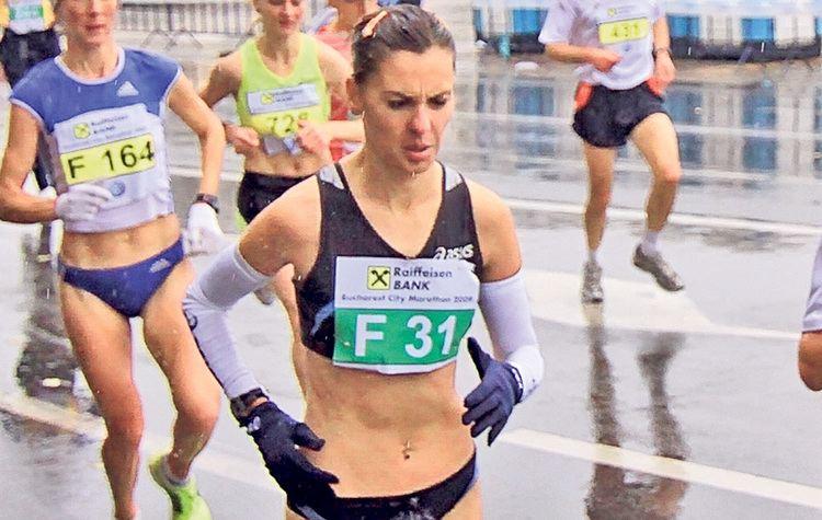 Daniela Cârlan Daniela Crlan d Primria n judecat Atleta a fost atacat de