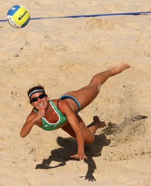 Daniela Gattelli Daniela Gattelli Pictures FIVB 207 World Championship