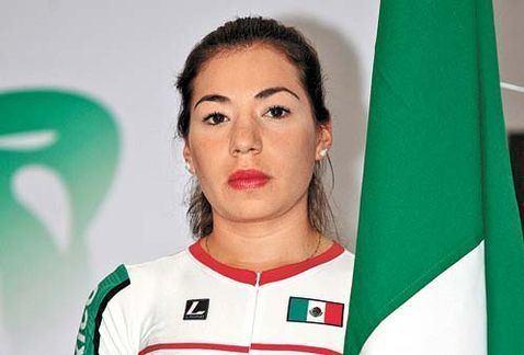 Daniela Gaxiola Daniela Gaxiola pedalea por el sueo olmpico Grupo Milenio