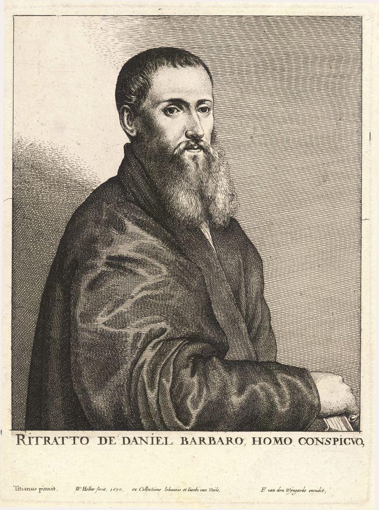 Daniele Barbaro Daniele Barbaro Wikipedia the free encyclopedia