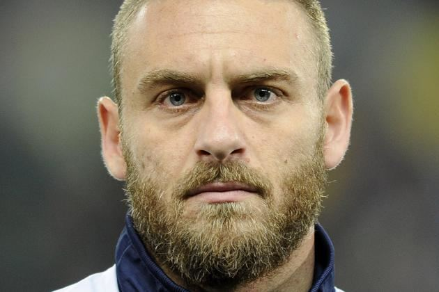 Daniele De Rossi Why Daniele De Rossi Will Be Italy39s Most Important Player