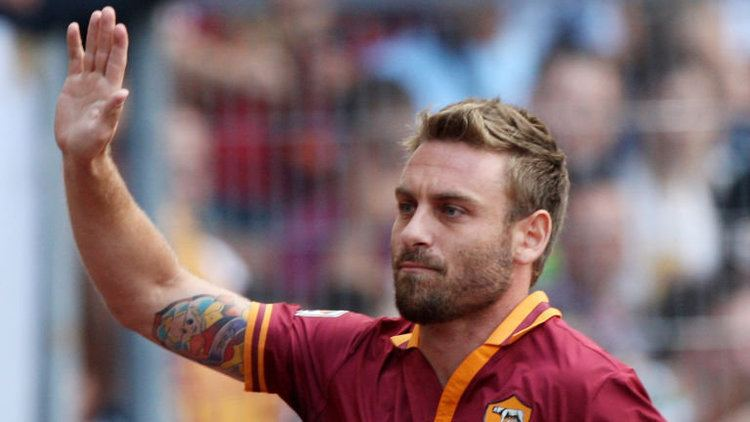 Daniele De Rossi Transfer news Manchester United left it too late to land