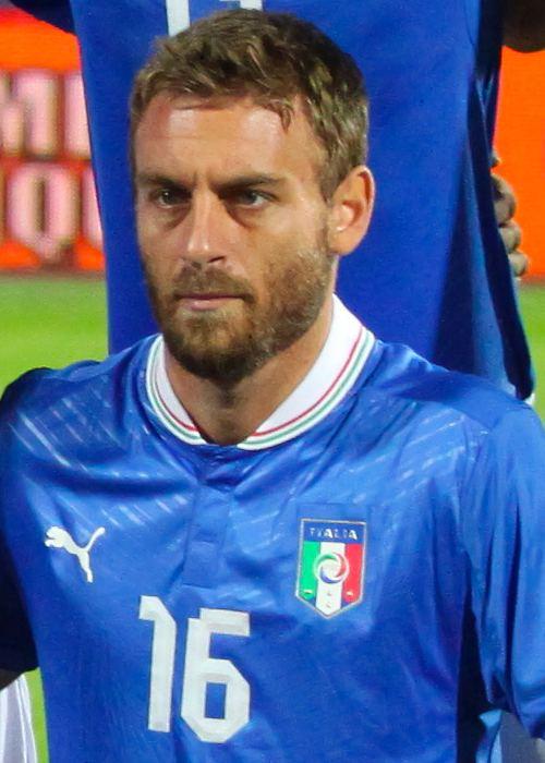 Daniele De Rossi httpsuploadwikimediaorgwikipediacommons77