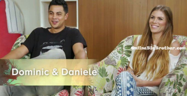 Daniele Donato Big Brother Spoilers Daniele Donato and Dominic Briones Where are