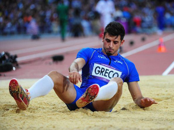 Daniele Greco Daniele Greco Photos Olympics Day 13 Athletics Zimbio
