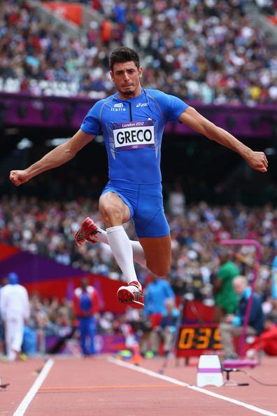 Daniele Greco Daniele Greco Pictures Olympics Day 11 Athletics Zimbio