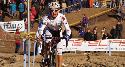 Daniele Pontoni A scuola dal folletto del Cross Ciclismo