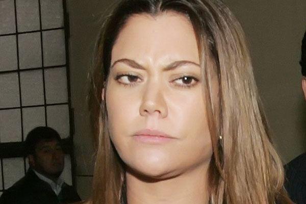 Daniella Campos Daniella Campos confes haber rechazado la propuesta de matrimonio