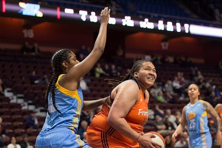 Danielle Adams Is Adams the missing piece for Connecticut Swish Appeal