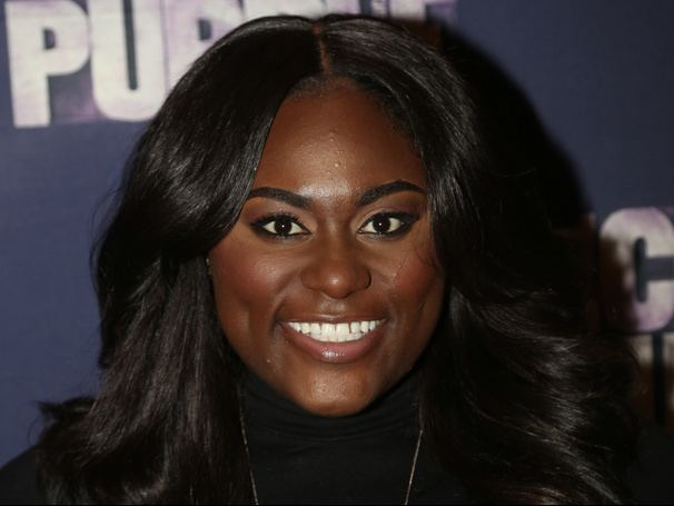 Danielle Brooks Danielle Brooks Tony Awards 2017 Best Featured Actress in a