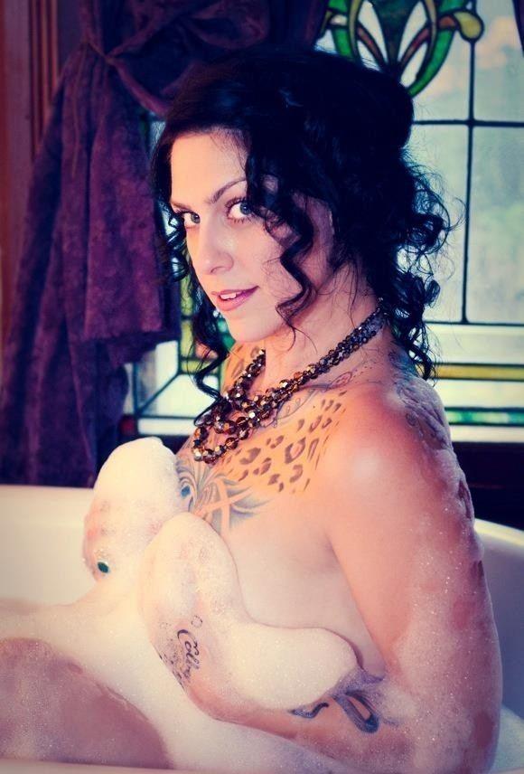 Dannie Diesel Topless