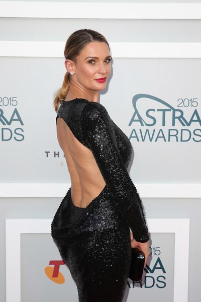 Danielle Cormack Danielle Cormack Pictures Arrivals at the ASTRA Awards
