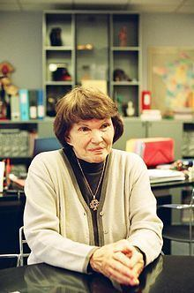 Danielle Mitterrand Danielle Mitterrand Wikipedia the free encyclopedia