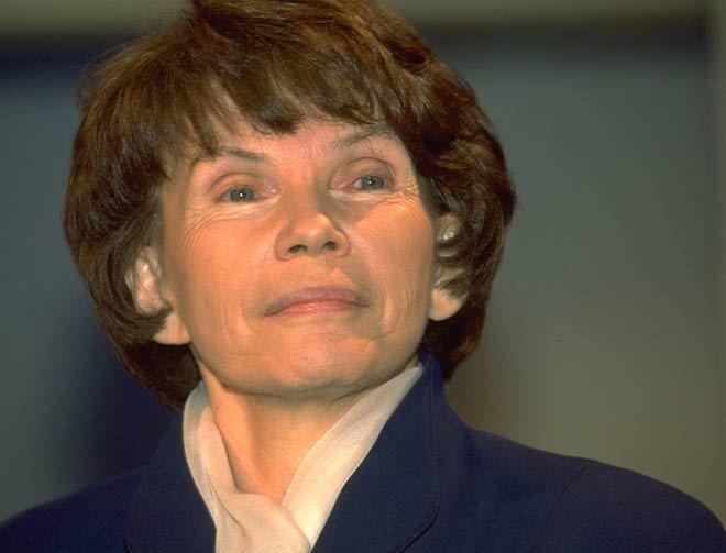 Danielle Mitterrand Les deux visages de Danielle Mitterrand Danielle