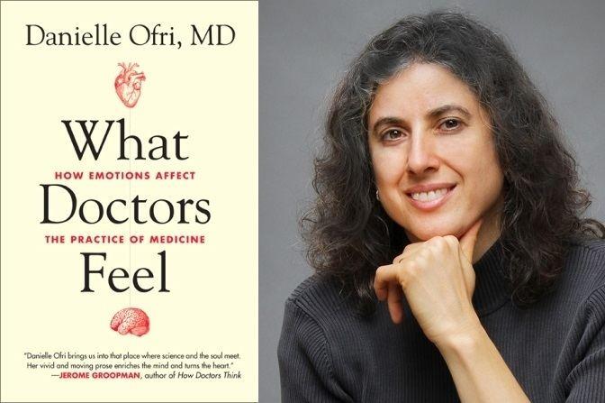 Danielle Ofri The Emotional Side Of Medicine KCUR