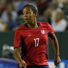 Danielle Slaton Danielle Slaton US National Soccer Team Olympic Medalist