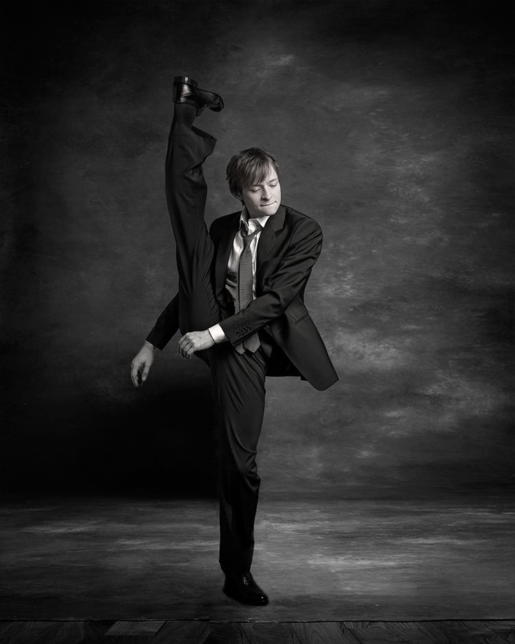 Daniil Simkin Daniil Simkin NYC Dance ProjectNYC Dance Project