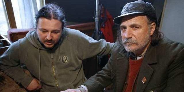 Danilo Serbedzija Lucija i Danilo erbedija ispratili su voljenu majku