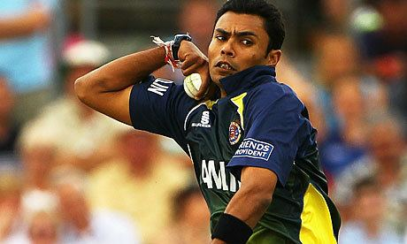 Danish Kaneria (Cricketer) in the past