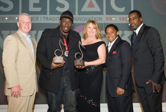 Danja (record producer) SESAC 14th Annual New York Music Awards video