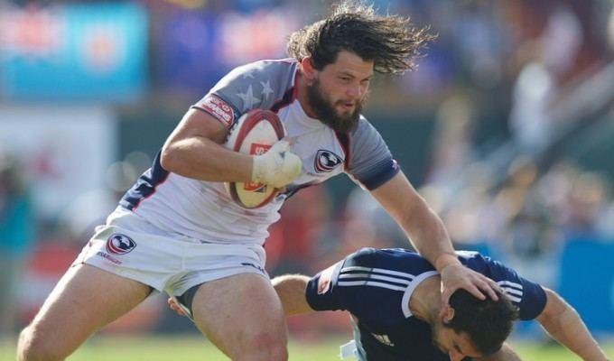 Danny Barrett Barrett Monstrous for US Goff Rugby Report