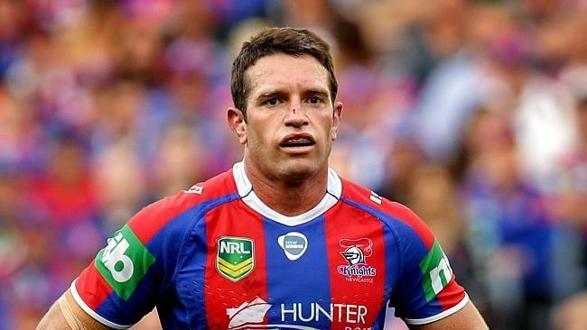 Danny Buderus Danny Buderus will be Trent Barrett39s assistant Country